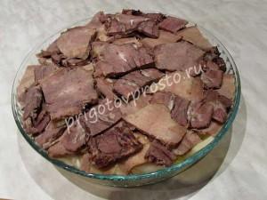 Блюда из языка говяжьего в духовке