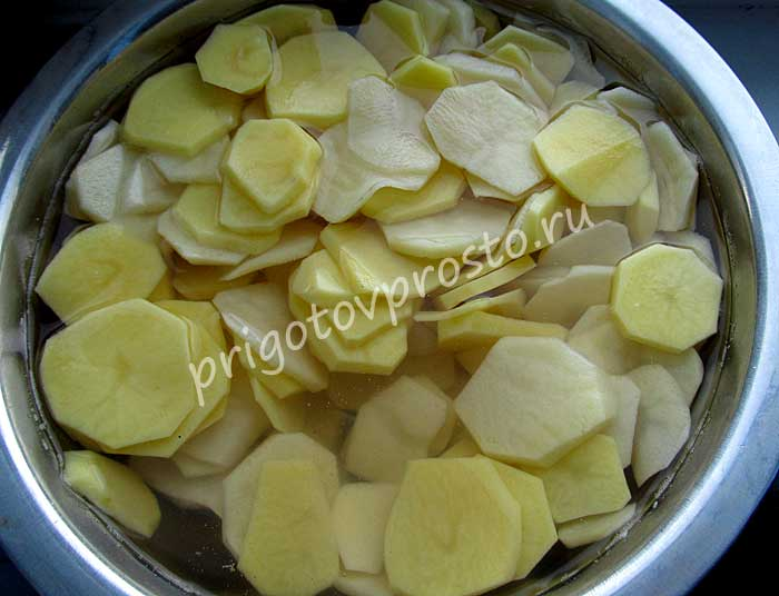 Что можно приготовить картошку с фаршем быстро и вкусно