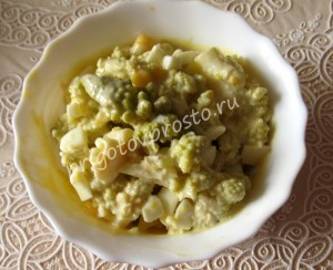 как готовить капусту романеско