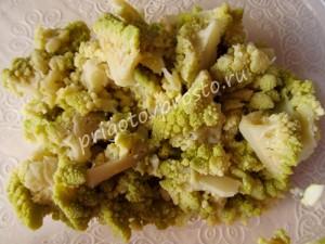 как приготовить капусту романеско