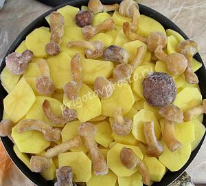Как сделать запеканку из сырого картофеля