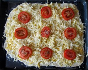 пицца 4 вида сыра рецепт