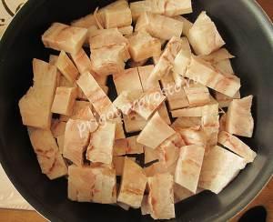 приготовить филе трески в духовке