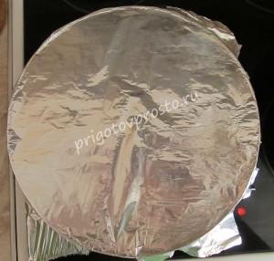 постный кекс с изюмом