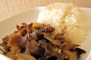 как готовить древесные грибы