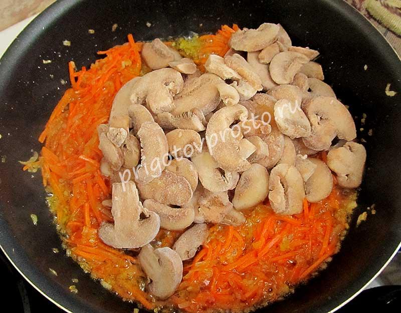 овощи для тушеной фасоли