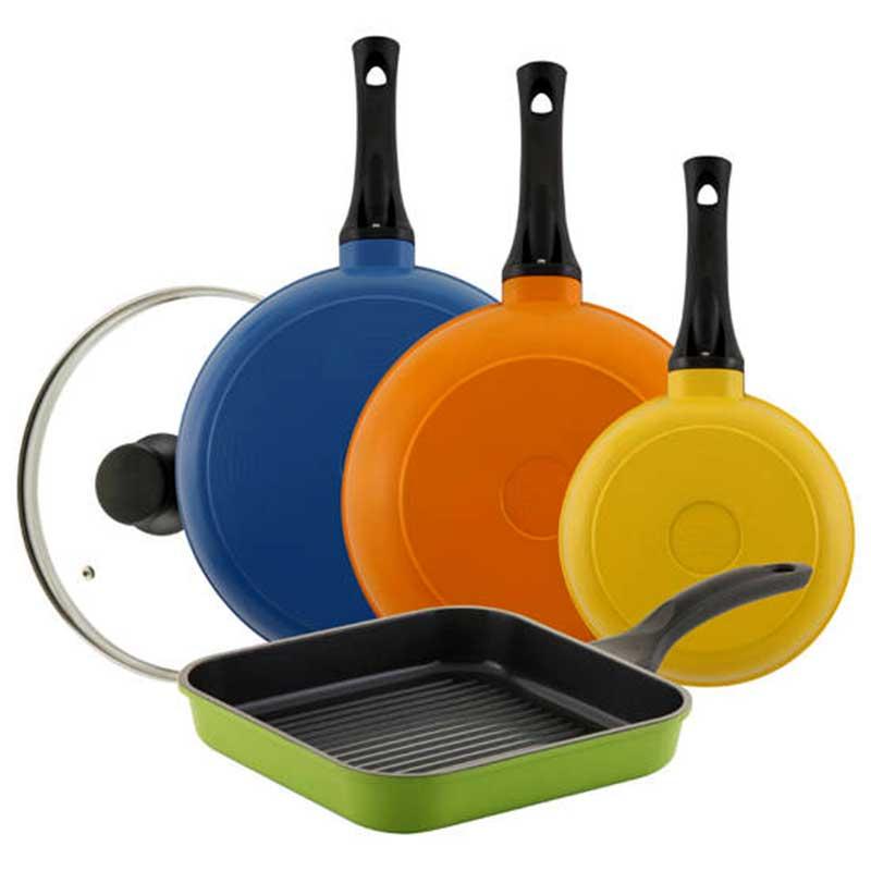 как правильно выбрать сковороду