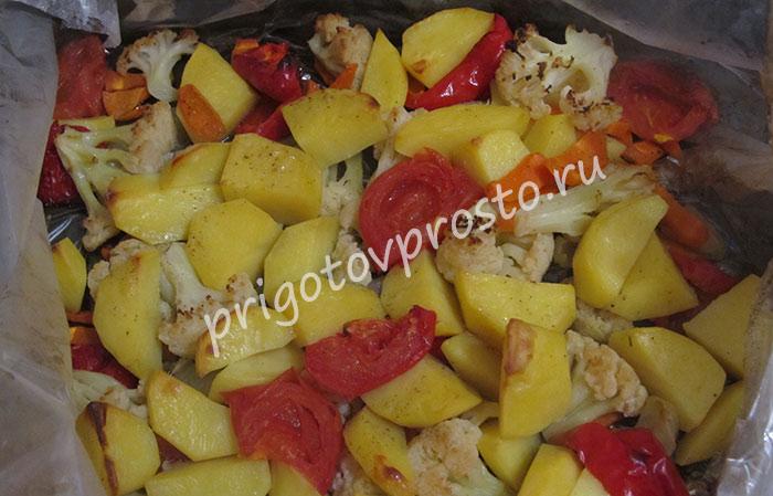 простые и вкусные блюда в рукаве
